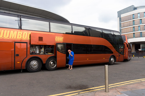 HELLO - MY BIG ORANGE BUS IS BROKEN