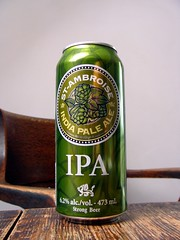 St Ambroise IPA (knightbefore_99) Tags: cerveza beer pivo craft ale ipa india pale can canada quebec stambroise strong forte hops ibu east tasty
