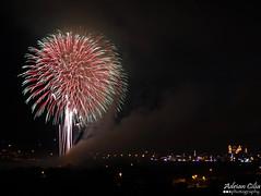 Malta --- Qrendi --- Fireworks (Drinu C) Tags: longexposure shells fire colours fireworks sony malta dsc lourdes qrendi hx9v adrianciliaphotography