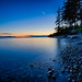 Twilight on the Sunshine Coast