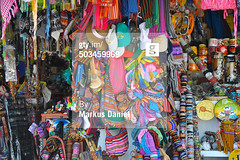 Peruvian Handicrafts and Souvenirs ([visual media]) Tags: travel tourism peru southamerica colors shop handicraft outdoors souvenirs store colorful pretty day tourist indoors promenade products items fabrics paracas destinations