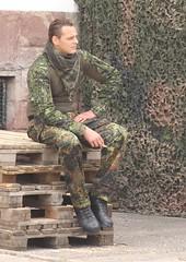 IMG_5179 (sbretzke) Tags: army uniform zb bundeswehr closecombat nahkampf 20140615