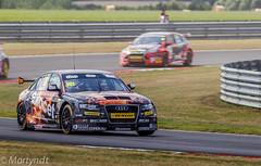 Rob Austin...BTCC..Snetterton (martyndt) Tags: austin racing rob audi motorsport btcc snetterton