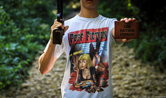 Pulp Fiction (Corentin.Photographie) Tags: fiction holiday canon lens photography eos 50mm holidays photographie bad mother august ii pulp f18 fucker ef the 2014 corentin 550d gouchon laboisse