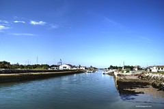 Charente-Maritime, ïle d'Oléron, Port Boyardville (chatka2004) Tags: france giro charentemaritime poitoucharentes ïledoléron portboyardville