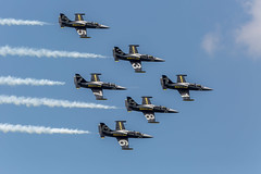 Breitling Jet Team (Explored #87 21/07/2014)