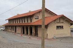 Vaughn, NM (Flagman00) Tags: road trip newmexico station train depot vaughn