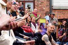 Festivaaliyleis - Festival Audience (Annikin Runofestivaali - Annikki Poetry Festival) Tags: festival suomi finland word reading words poetry poem audience live literature event poet poems runo tampere spoken clapping annikki yleis tapahtuma kirjailija festivaali runoilija kirjallisuustapahtuma annikinrunofestivaali2014 ablodit