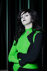 15 (Weiman) Tags: anime costume play kim cosplay convention possible costuming con shego