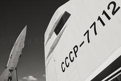 Tupolev Tu-144D (Rami Khanna-Prade) Tags: museum germany de deutschland musee nasa allemagne charger cccp tupolev sinsheim tu144 concordski tupolevtu144 cccp77112 aeroflotsovietairlines autotechnikmuseumsinsheim tu144d natocharger