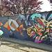 Mr Cana et (?) at Graffiti Event (Gent)