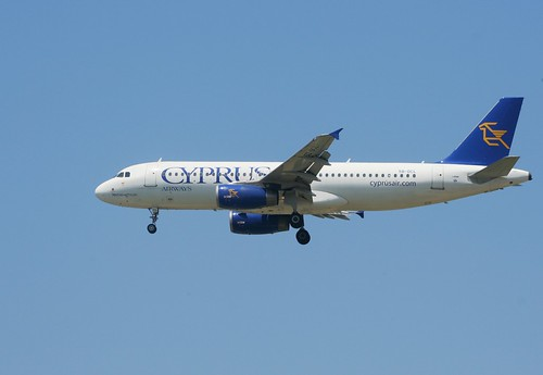 CYPRUS AIRWAYS 320-200 5B-DCL(cn2334)