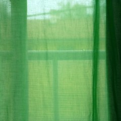 tenda verde (margherita g [OFF- rarely ON]) Tags: verde green cortina square italia vert squareformat grn squared rideau tenda courtain