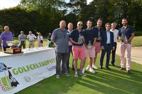 Golf Trophy 79
