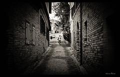 Verso la Vecchiaia. (Lorenzo Babucci.) Tags: blue summer portrait people bw italy music woman white black sexy girl smile look night portraits canon vintage bride donna reflex model eyes nikon italia foto fiume picture na occhi vogue musica hippie sensuality riflessi ritratti ritratto pensieri gabbiano sposa beautifull bellezza intruder ragazza libert themoon violino vanityfair carlotta lacrime labbra maggiorana shiponja