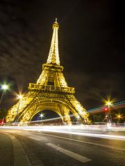 Eiffel Tower - Light