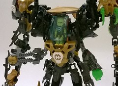 3 (ezrawibowo) Tags: robot factory lego hero scifi mecha mech moc combiner ccbs