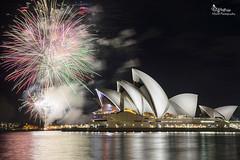 Sydney Opera House (AllportPhotography) Tags: nightphotography house landscape opera fireworks sydney australia circularquay newsouthwales therocks operahouse harbourbridge cityskyline landscapephotography australianlandscapephotographer