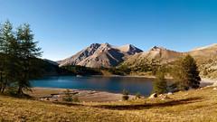 029_Lac d'Allos 08-14 (aups83) Tags: camping panorama mountain lake france alps montagne french nikon rando ciel provence mercantour allos d90 bivouac alpesfrançaises lacdallos