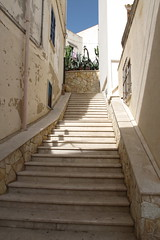 Street of stairs (Florence3) Tags: street stairs sicily egadiislands levanza
