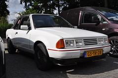 1985 Ford escort Cabriolet