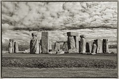 Dramatic Stonehenge (Evoljo) Tags: uk england ancient nikon stones explore stonehenge wiltshire d7100