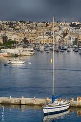 009813 - Malta (M.Peinado) Tags: copyright canon puerto mar barco malta hdr velero 2014 marmediterráneo canoneos60d islademalta agostode2014 31082014