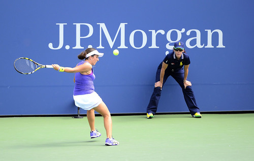 Irina Falconi - US Open (Tennis) - Qualifying Rounds - Irina Falconi