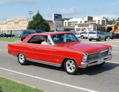 67 Chevy Nova Red (SpeedProPhoto) Tags: nova ss chevy 1967 pigeonforge carshow pigeonforgeshadesofthepast9614