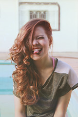 Gente, t ruiva! (@claudialetiicia) Tags: hair redhead ruivo pelirroja cabelo ruivinha laranjinha cabeloruivo claudialeticiacom mulhercabelomudanacachosruivonaturalacobreado sagaruiva