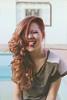 Gente, tô ruiva! (@claudialetiicia) Tags: hair redhead ruivo pelirroja cabelo ruivinha laranjinha cabeloruivo claudialeticiacom mulhercabelomudançacachosruivonaturalacobreado sagaruiva