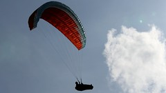 gleitschirm (kastra) Tags: paragliding gleitschirm freudenstadt oppenau kniebis