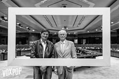 Van Rompuy & JohnPaul Lepers (nicotepo) Tags: bruxelles voxpop vanrompuy eucouncil