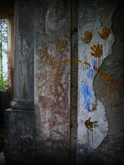 Sanatorio de Cesuras (carlinhos75) Tags: architecture arquitectura nikon decay edificio ruinas texturas decayed abandono tuberculosis sanatorio deterioro cesuras p5000