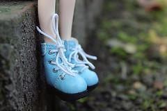 Petites chaussures (Pikarina*) Tags: doll 21 dal cm bjd pullip poupe obitsu podo yeolume