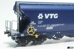 NME getreidewagen 1:87 (Romar Keijser) Tags: wagon eisenbahn ho 187 modell trein nme nrnberger modelspoor vtg h0 tagnpps graanwagen getreidewagen graanwagens getreidewagens