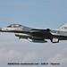Royal Netherlands Air Force RNLAF F-16 J-515