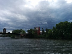 IMG_20140507_115420 (paddy75) Tags: main brug frankfurtammain duitsland rivier altebrücke mainkai