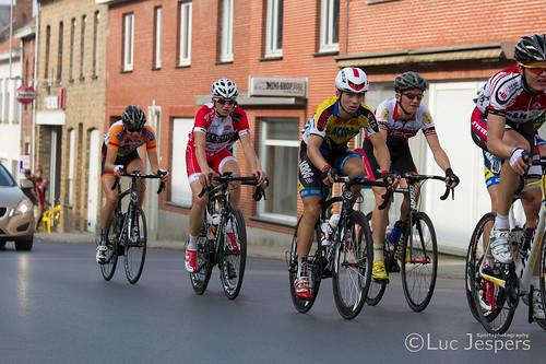 UCI MJ 2.1 Koksijde 155