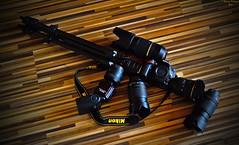My photo rifle (Antonio Calvagno Photography) Tags: photo rifle weapon arma miter mitra fucile mitragliatore