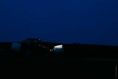 Project 365: #262 - Quitting Time (daviwie) Tags: tractor austria österreich traktor dusk bauer farmer steiermark styria oesterreich project365