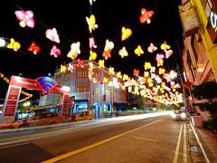 Chinatown Decorations, Singapore (tee19810富士フイルム) Tags: decorations light singapore asia stream fuji celebration fujifilm csc 1024 xf chintown xt1