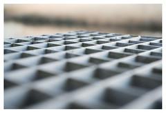 Square (leo.roos) Tags: square grid raster 2bladediris diamondshapediris kodakektanar4428 fixedlens kodakmotormatic35f a7rii darosa leoroos