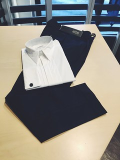 Camicia e pantalone Hosio