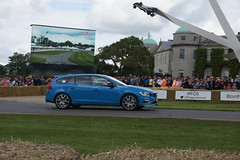 Volvo V60 Polestar 2016, First Glance, Goodwood Festival of Speed (f1jherbert) Tags: sonyalpha65 alpha65 sonyalpha sonya65 sony alpha 65 a65 goodwoodfestivalofspeed gfos fos festivalofspeed goodwoodfestivalofspeed2016 goodwood festival speed 2016 goodwoodengland michelinsupercarrungoodwoodfestivalofspeed michelinsupercarrungoodwood michelinsupercarrun michelin supercar run england uk gb united kingdom great britain unitedkingdom greatbritain