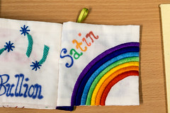 DSC_0700 (surreyadultlearning) Tags: embroidery sewing adulteducation surrey camberley art craft tutor uk painting calligraphy photography