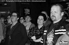 2017 Bosuil-Het publiek bij Chefield en Good Souls 7-ZW