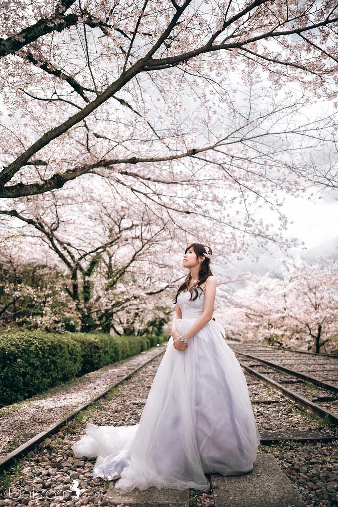 《京都婚紗》Kelson & 子芳 / 京都 Kyoto