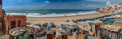 Taghazout تاغازوت, Morocco, Plage, 2015. (Richard Murrin Art) Tags: taghazoutتاغازوت morocco plage 2015 richard murrin art photography canon 5d landscape travel images building cool twop