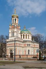 Cerkiew Aleksandra Newskiego w Łodzi (WMLR) Tags: hd pentaxda 2040mm f284 limited pentax k5iis